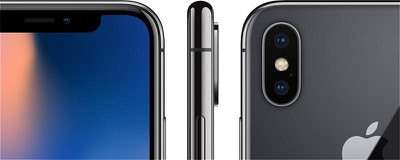 iphone x trio view