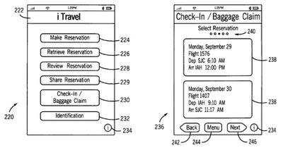 itravel patent 1