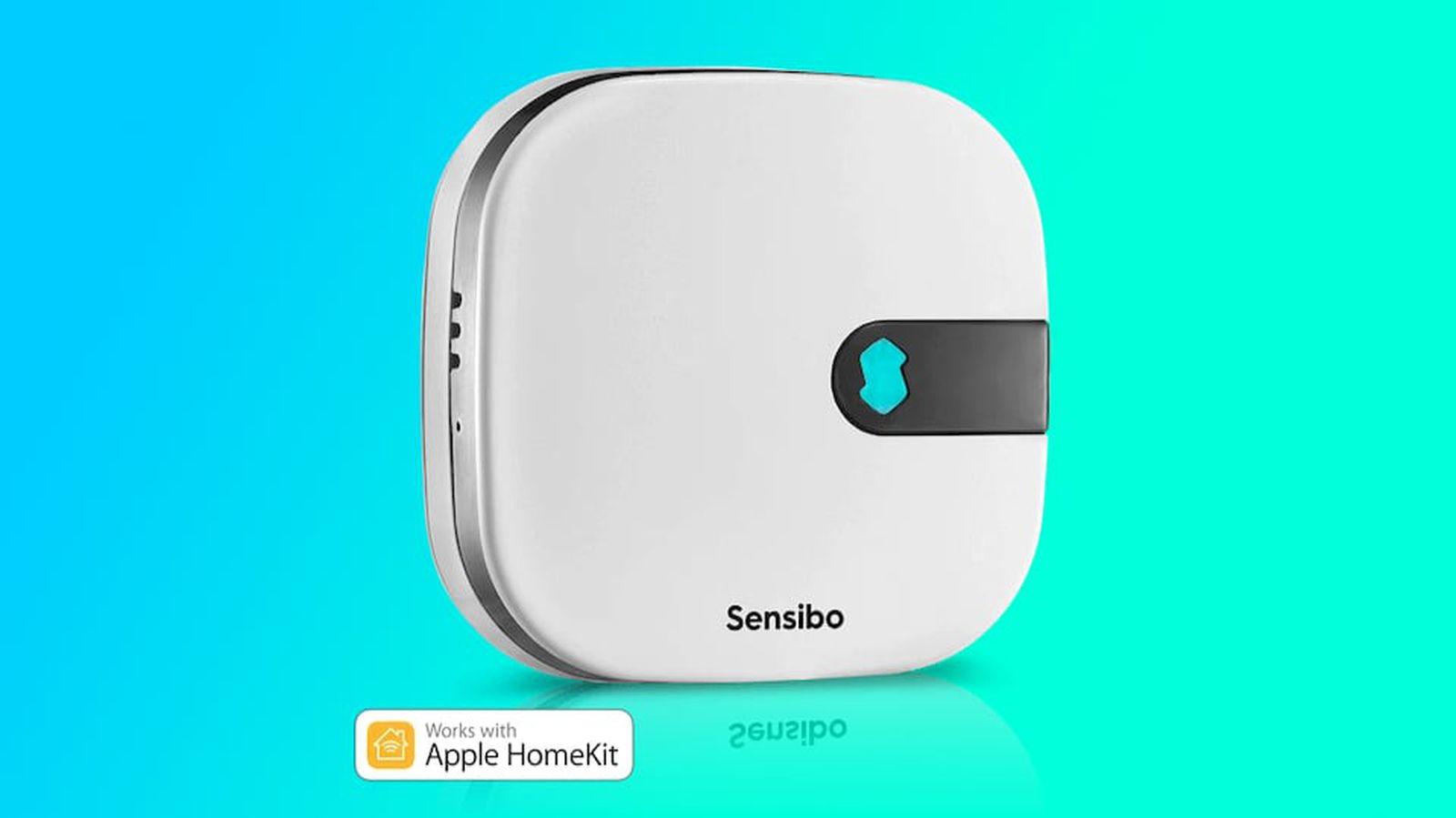 photo of Sensibo Air Gains HomeKit Compatibility image