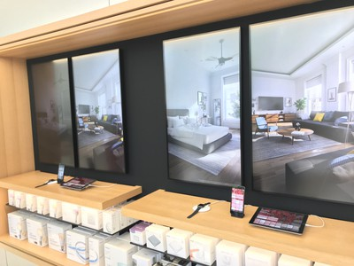 homekit interactive apple store