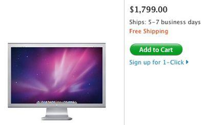 161835 30 inch display 5 7