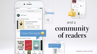 amazon goodreads ios