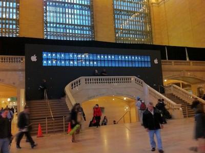 apple store grand central nov29