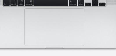 16 inch macbook pro arrow keys