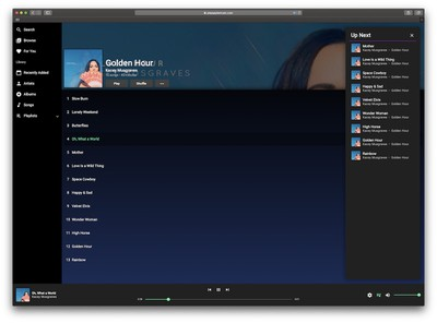 apple music web player 3