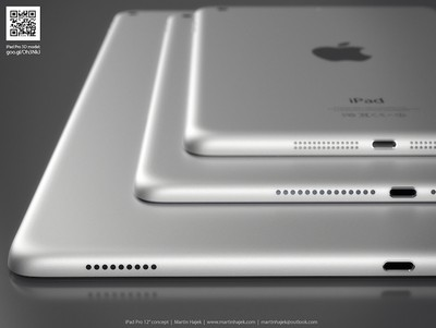 iPad Pro Martin Hajek