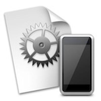 161354 iphone configuration utility