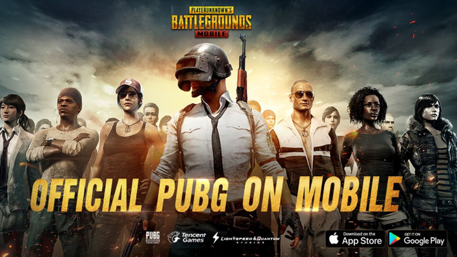 Official Pubg Mobile Game Now Available From Ios App Store In The