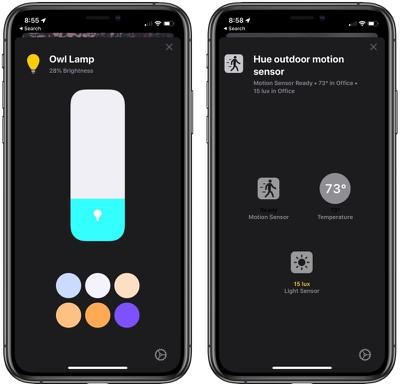 iOS 13 Home App