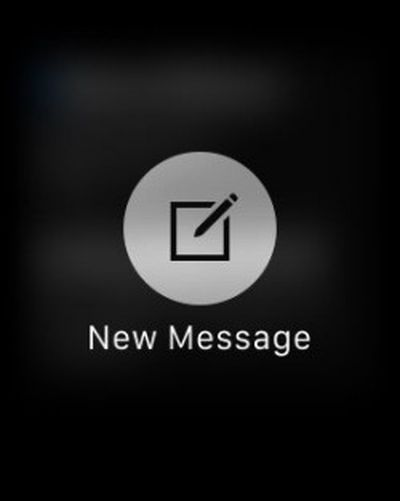 How to send messages on Apple Watch 4