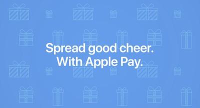 nike holiday apple pay