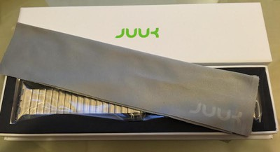 JUUK-Unboxed