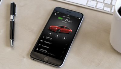 tesla app android