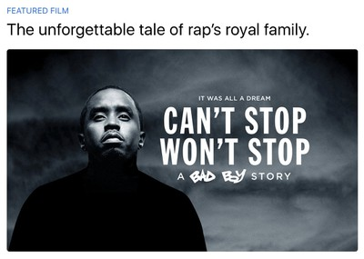 apple music sean combs