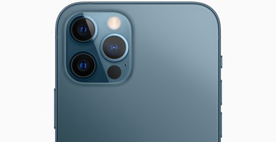 iPhone 12 pro tripled camera