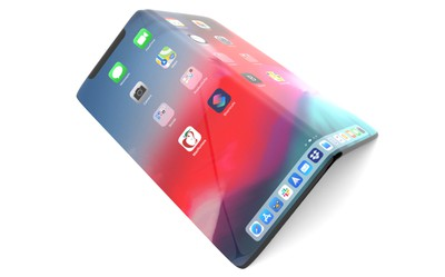 foldable iPhone concept