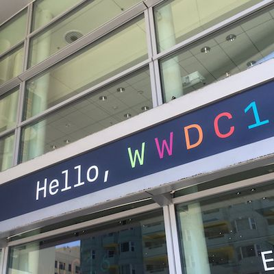 wwdc banner sign