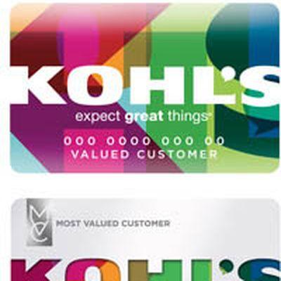 Kohls Charge Cards
