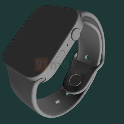 91mmobile apple watch series 1