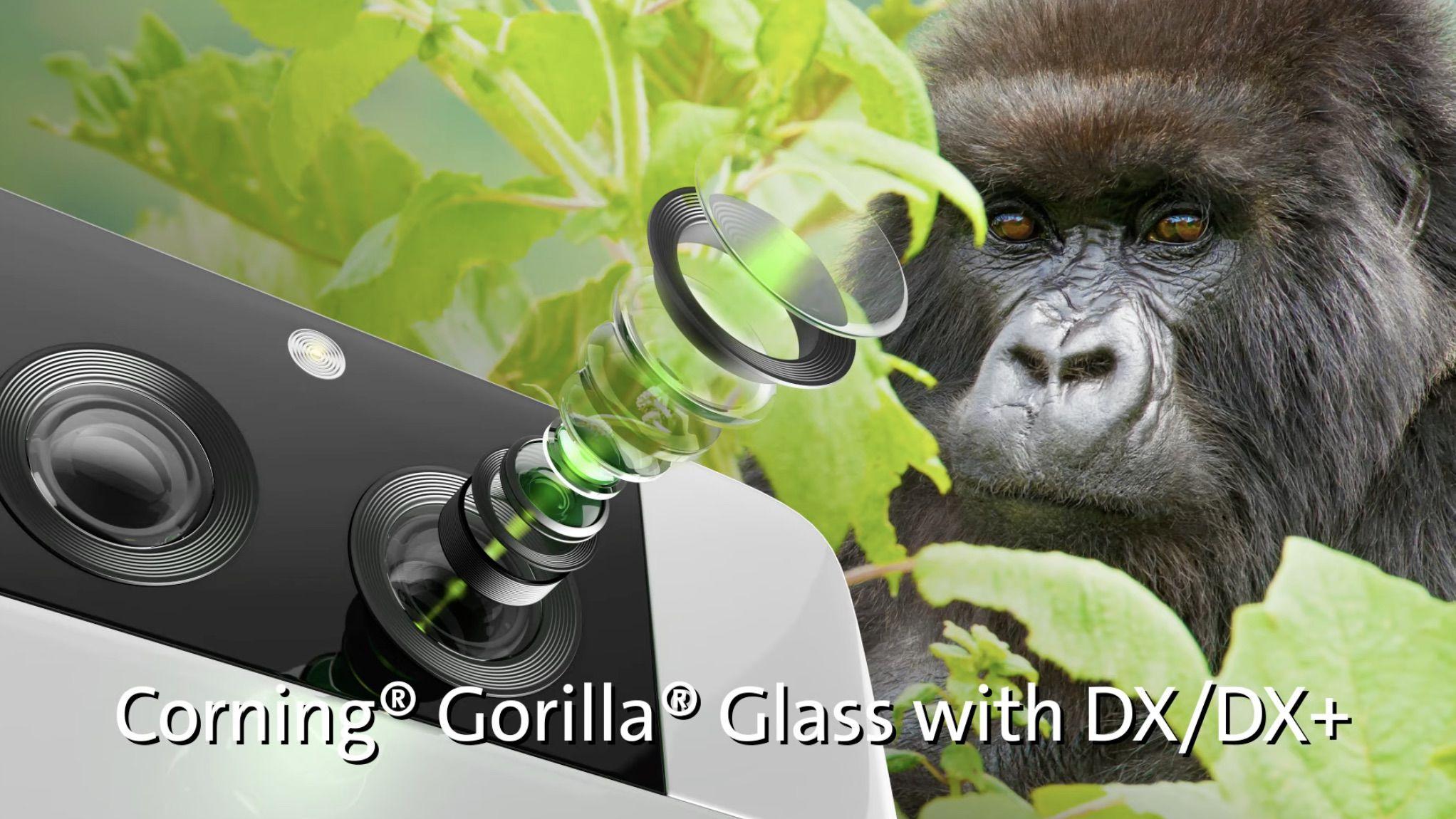 Apple Supplier Corning Releases New Gorilla Glass for Camera Lenses