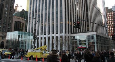 Apple Store Fifth Avenue FAO Schwarz