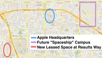 apple campuses cupertino