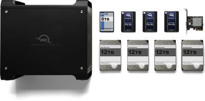 thunderbay flex 8 drives