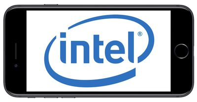 intel iphone LTE chips