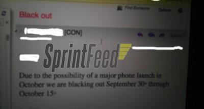 sprint oct 15 blackout