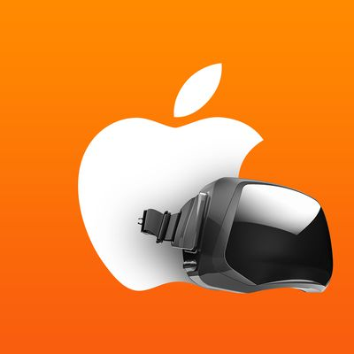 Apple VR Feature