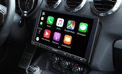 sony carplay xav ax8000
