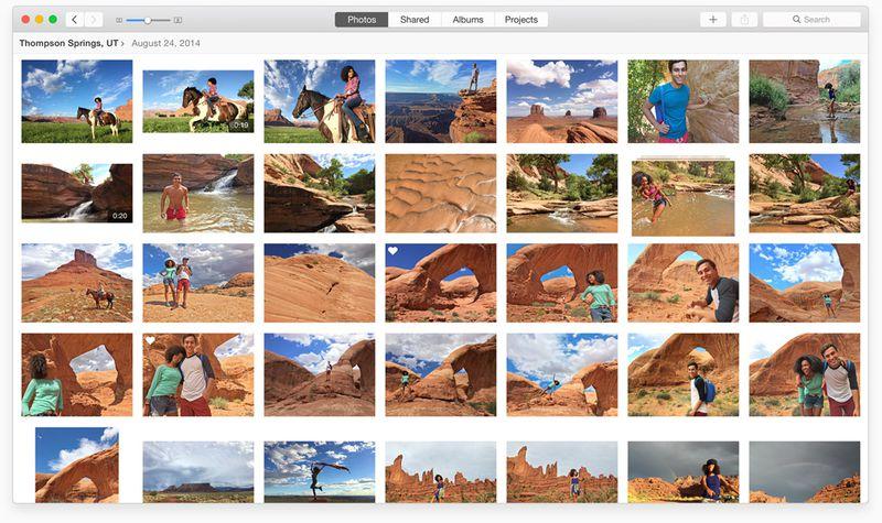 Photos for OS X