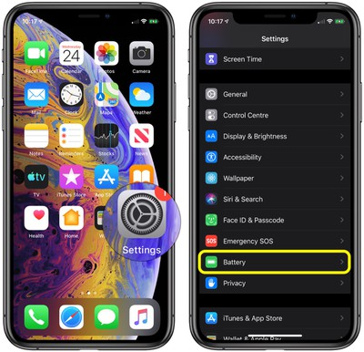 how to optimize battery charging ios 2