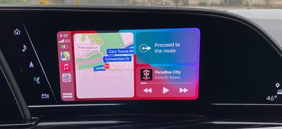 2021 escalade carplay dashboard