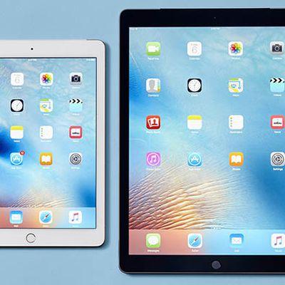 iPad Pro Trio