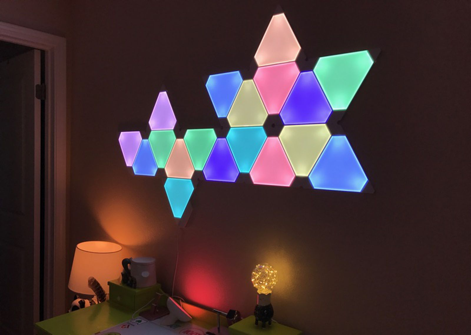 Nanoleaf Aurora Light Panels Review
