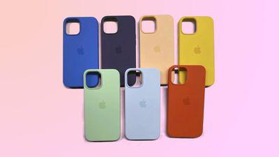 iphone 12 case spring 2021 colors leak feature