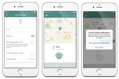 trackr pixel app