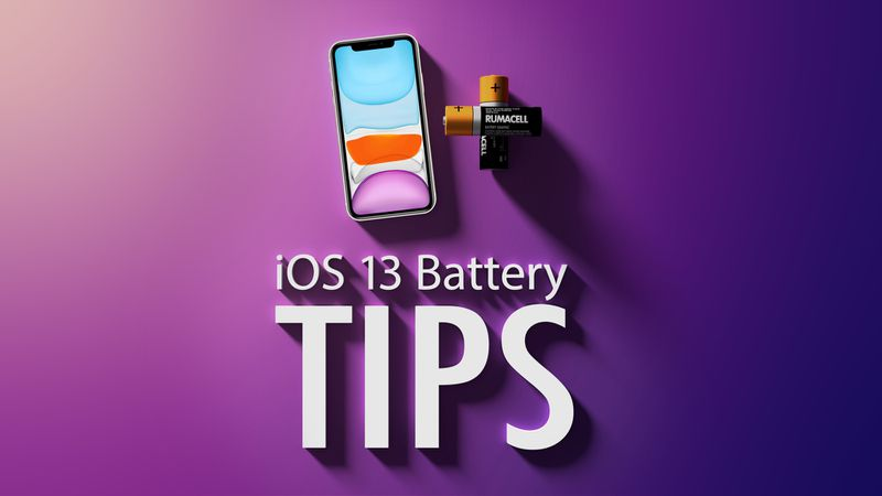iOS 13 Battery Drain: 15+ Tips to Make Your Battery Last Longer