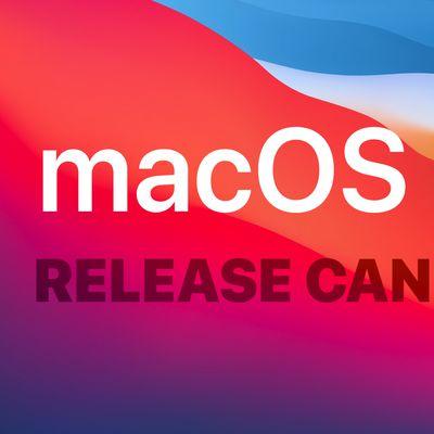 macOS 11