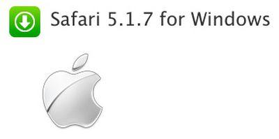 safari 5 1 7 windows
