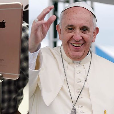 Pope iPhone 6s