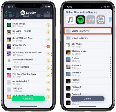 transfer spotify playlist to apple music 3