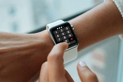 how to add an apple watch passcode