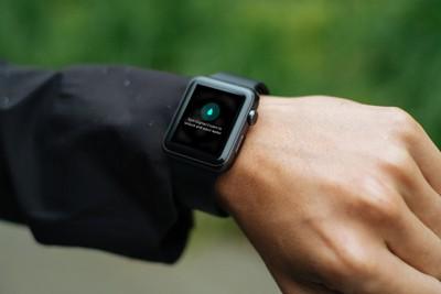 water lock apple watch