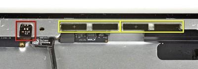 093320 smart cover ipad magnets sensor