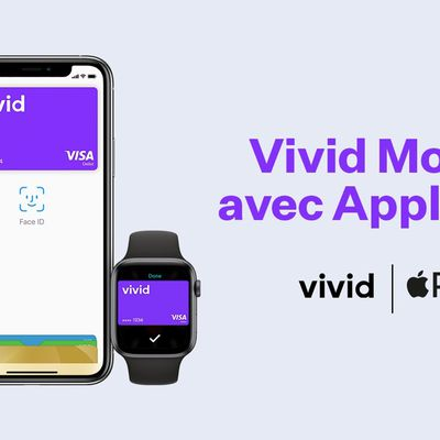 vivid money apple pay france