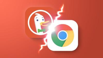 DuckDuckGo vs Chrome Feature