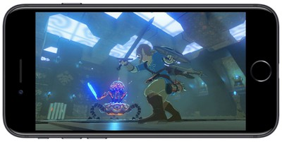 zelda iphone
