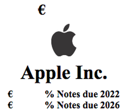 appleeurobondsale